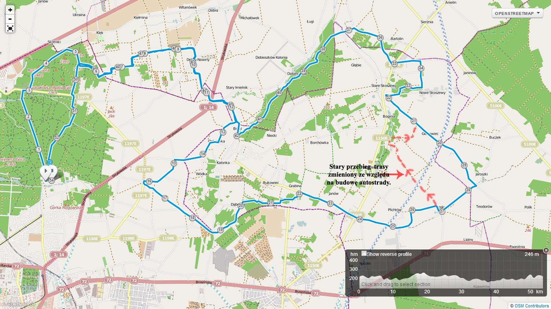 Maraton Nieoficjalny 2013