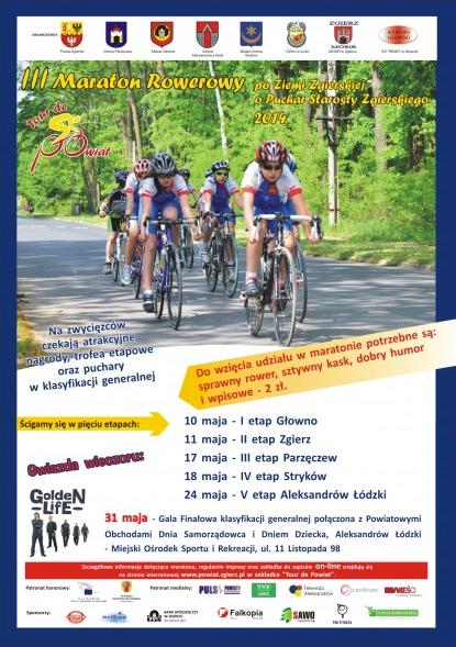 cyklomaniacy-tour-de-powiat-plakat