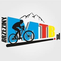Brzeziny MTB logo