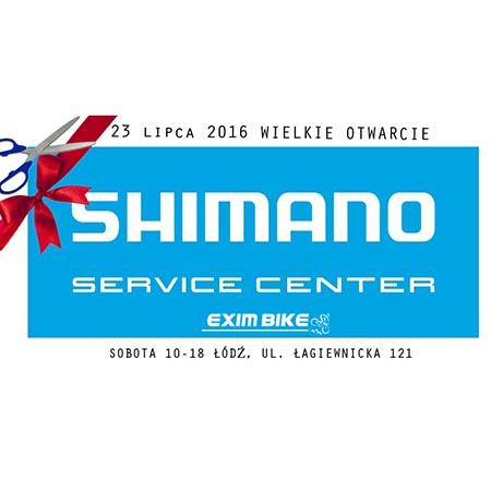 Shimano servece cenetr Łódź