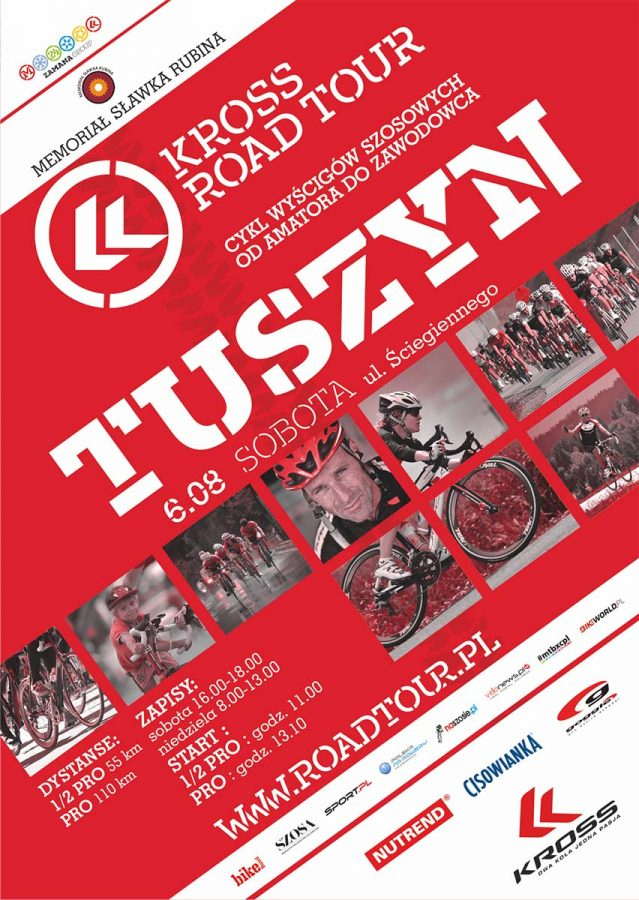 Memoriał Sławka Rubina 2016 plakat