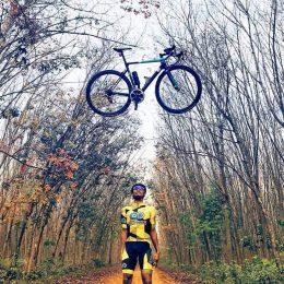 rzuć rower cyklomaniacy konkurs